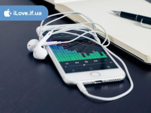 не працює звук в iPhone